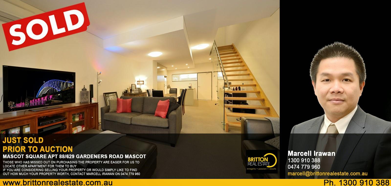 blackball design britton real estate flyer