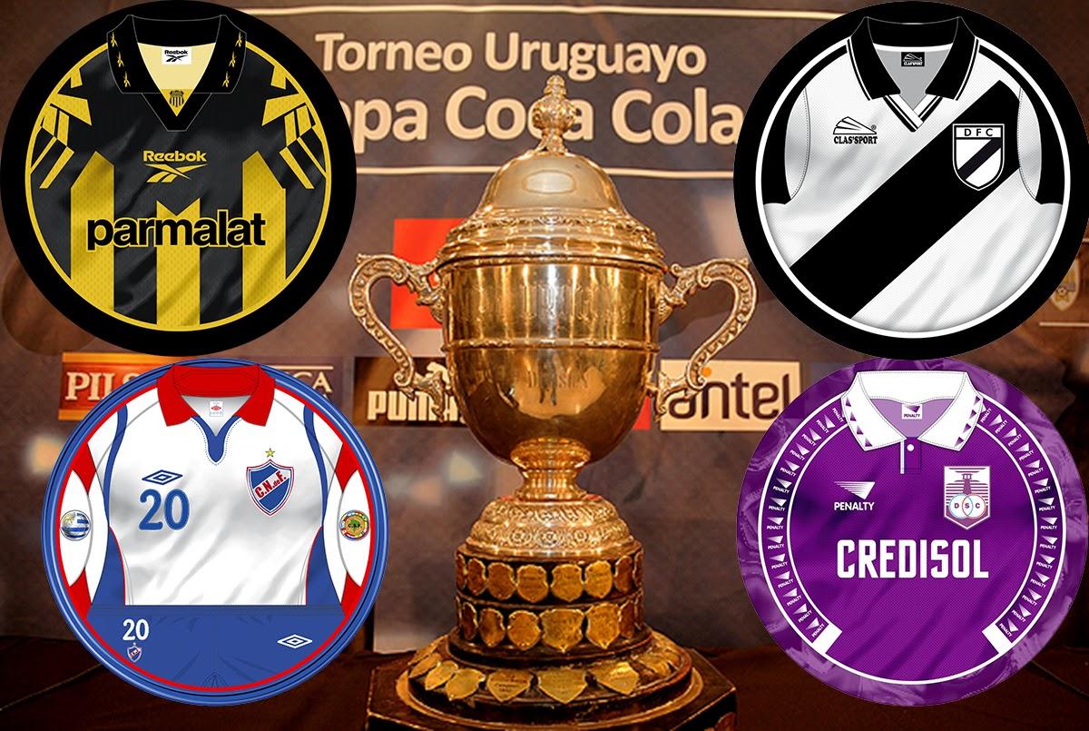 copa uruguaya coca cola É isso galera,pela primeira vez teremos a COPA URUGUAY,um torneio com os  maiores quatro clubes do país,com 3 vagas diretas para a Copa  Libertadores,o país ...