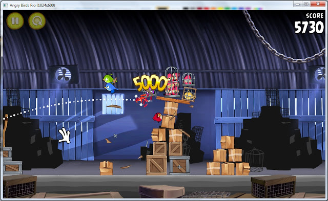 Free Download Angry Birds Rio 1.4.4 For PC Terbaru 2012