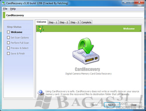 CardRecovery v5.30 Build 1206 + Patch 2
