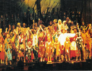 Final of the musical