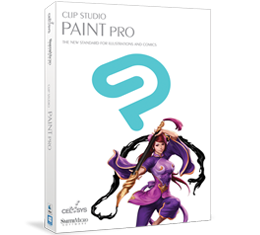 Clip Studio Paint (formerly Manga Studio)