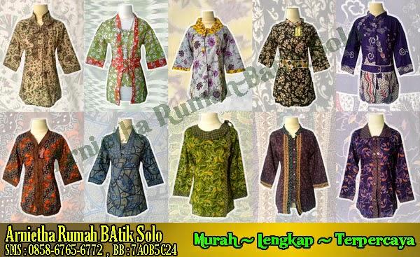 Arnietha Rumah Batik Solo 085727504989  Batik Murah Harga Banting 20rb-an baju  Grosir Hem Batik 81308c9bac
