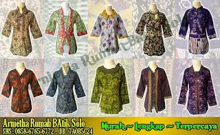 Arnietha Rumah Batik Solo 085879456545 Batik Murah Harga Banting
