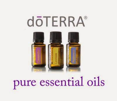 Do Terra Essential Oils by Angela
