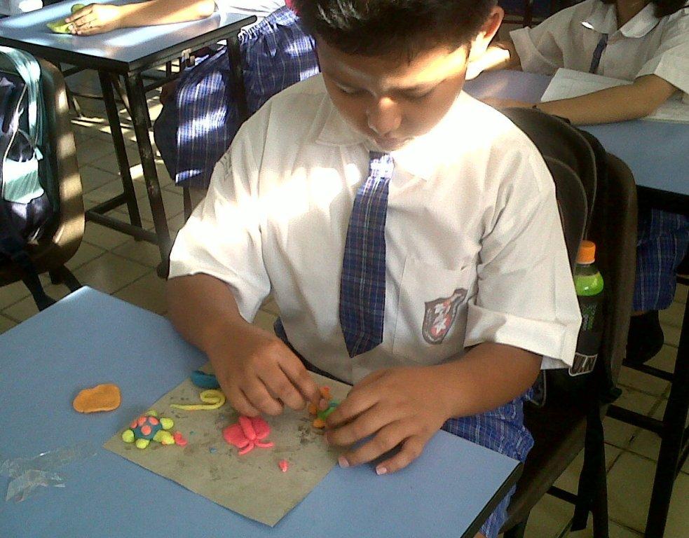 Adopt A School Sd Kasih Bunda Periode Jan Maret 2012