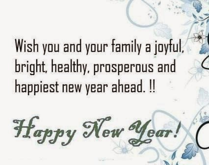 Best 25 Happy New Year 2015 Wishes Quotes [Images] - Happy New Year 2015