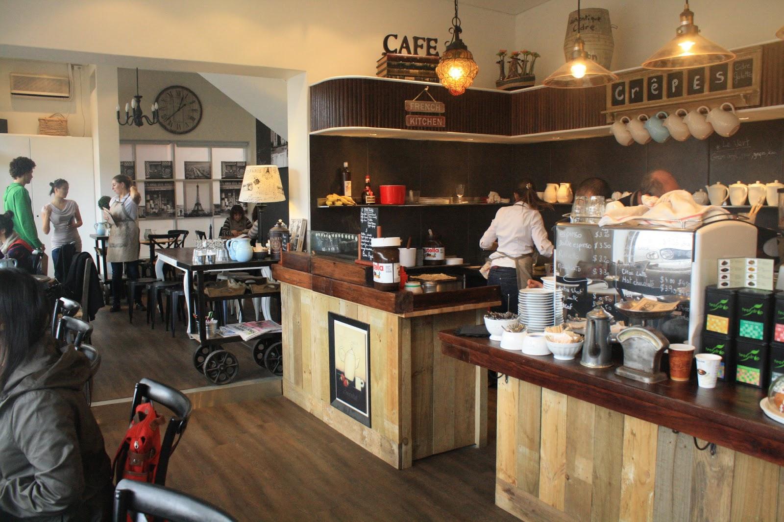 Le Carpe Diem, Adelaide, Food, Crepes, Grenfell Street