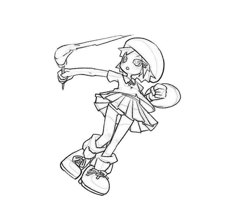 adeleine-skill-coloring-pages