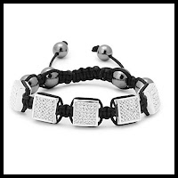 Shamballa Bracelet Diamond2
