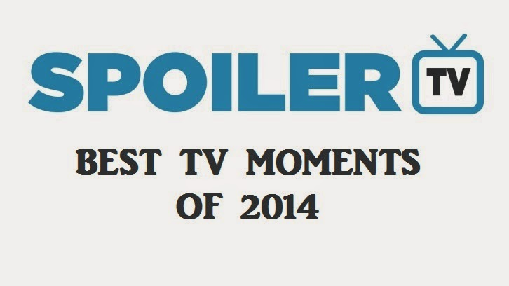 SpoilerTV Team's 25 Best TV Moments of 2014