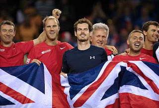 Andy Murray tenis online