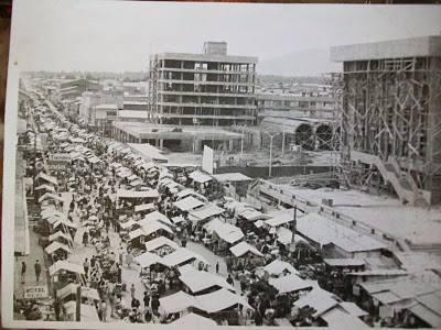 Feria Dominical en la Calle Real y construcción del Centro Cívico