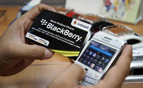 Cara Registrasi Dan Cara Setting Lengkap Internet Blackberry Dengan