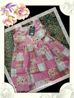 dress oshkosh pink kotak