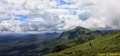 Karnataka's Highest Peak Mullayanagiri