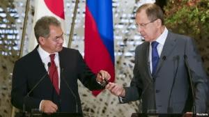 Diacuhkan Amerika, Mesir Berpaling pada Rusia