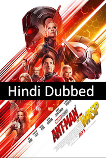 Ant-Man and the Wasp 2018 Hindi (Cleaned) Dual Audio HDTC | 720p | 480p