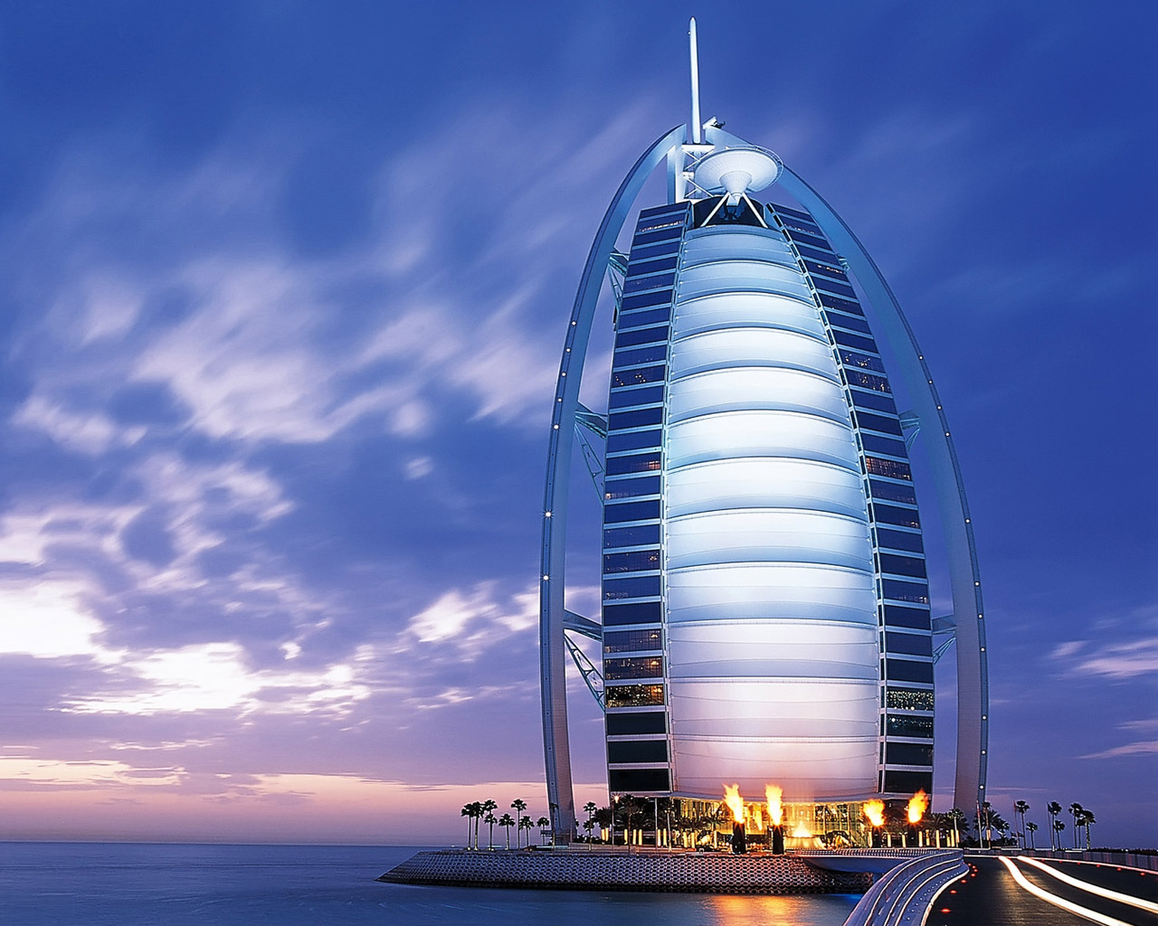 Wallpaper uae buildings Burj al arab architecture