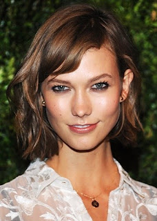 Karlie Kloss Chop | Style Me Whimsy