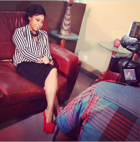 rita dominic interview reuters london