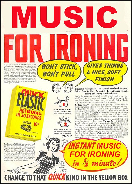 Music For Ironing