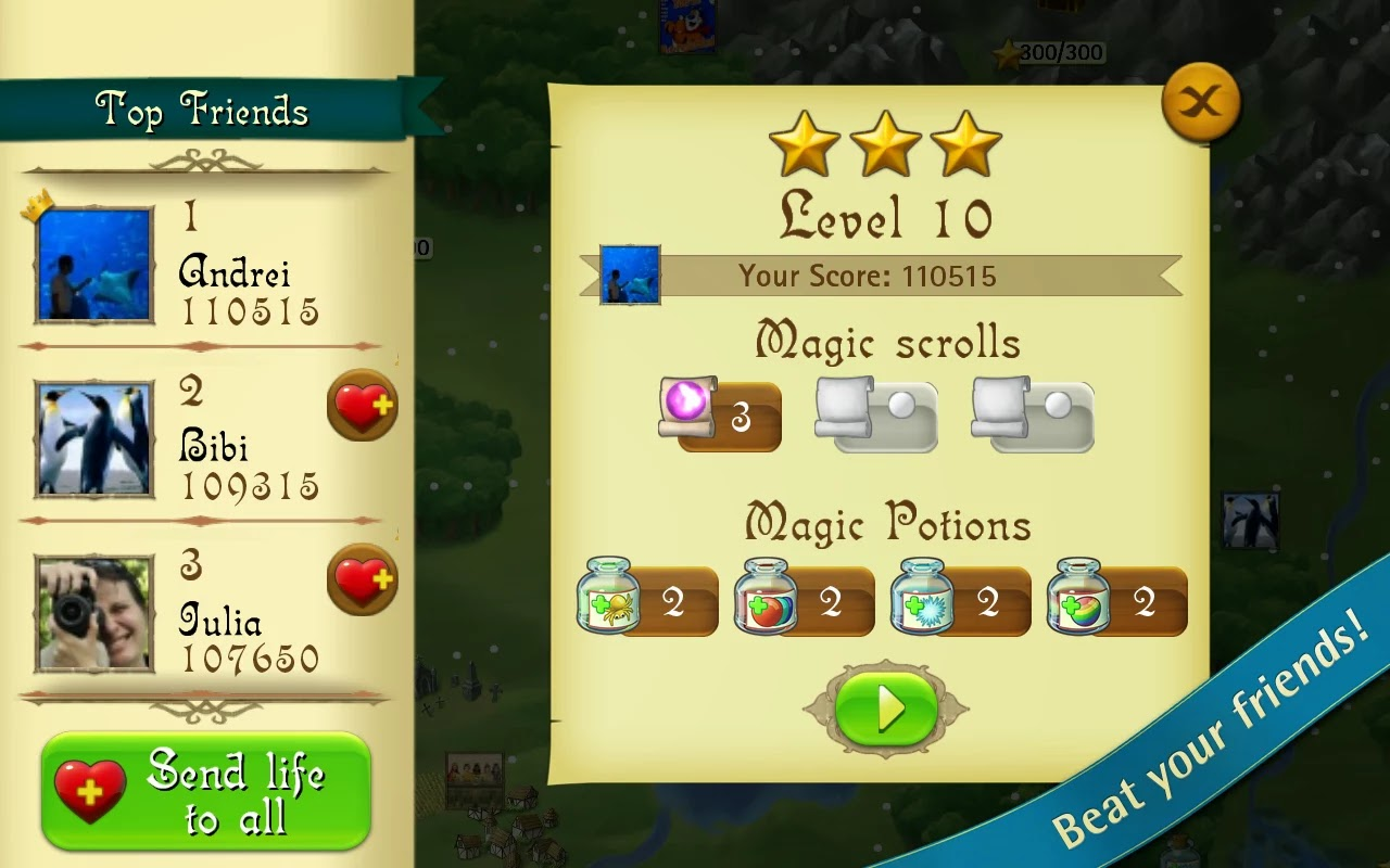 Bubble Witch Saga v3.1.19 Mega Mod