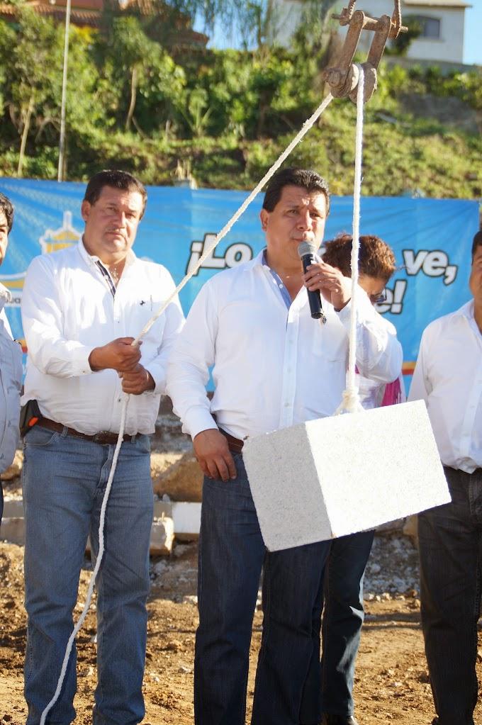 Inicia construcción de mercado en Suacité