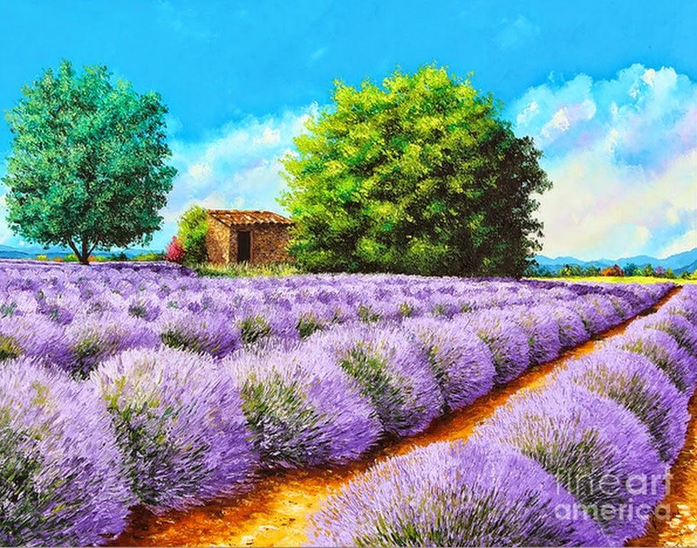 cuadros-de-paisajes-de-primavera