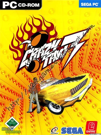 Free Download Games - Crazy Taxi 3 High Roller