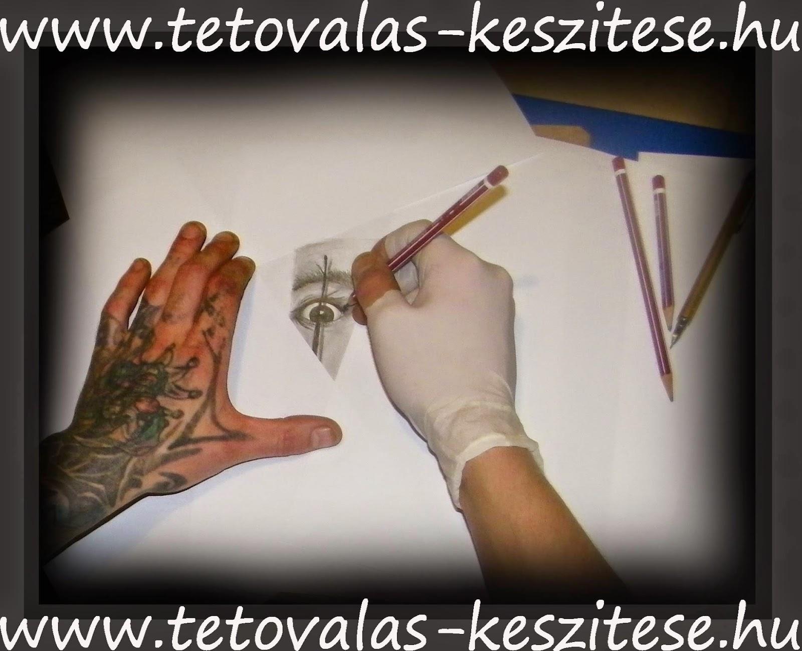 Tetoválás-készítése