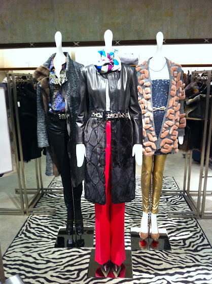 Fashion Junkie styling of Brandon Sun's looks for Neiman Marcus