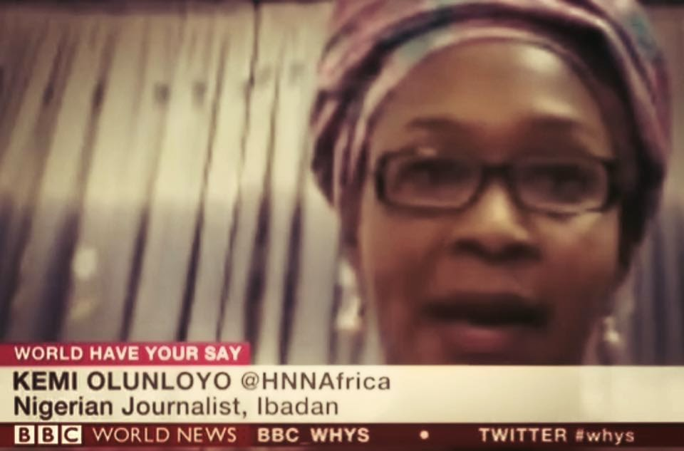 My BBC-TV interview about Boko Haram