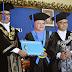 Walikota Surabaya Raih Gelar Doktor Honoris Causa ITS
