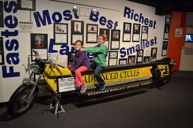 Guinness World Records, Longest Motorcycle