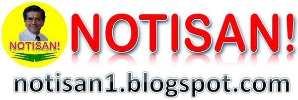 Bienvenidos a NOTISAN! notisan1.blogspot.com de Felix Heli Contreras Martinez fundelsur@gmail.com twitter.com/notisan1 friendfeed.com/notisan Página en Facebook RFN Noticias