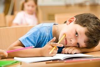 dysgraphie élève fatigue