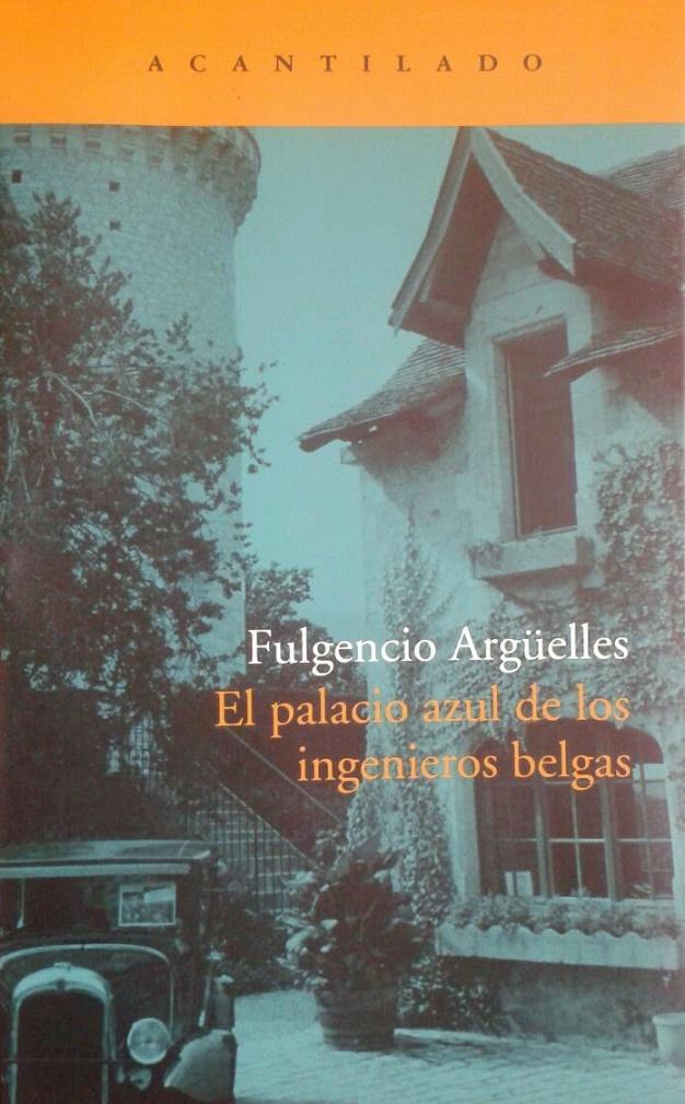 El palacio azuldelos ingenieros belgas