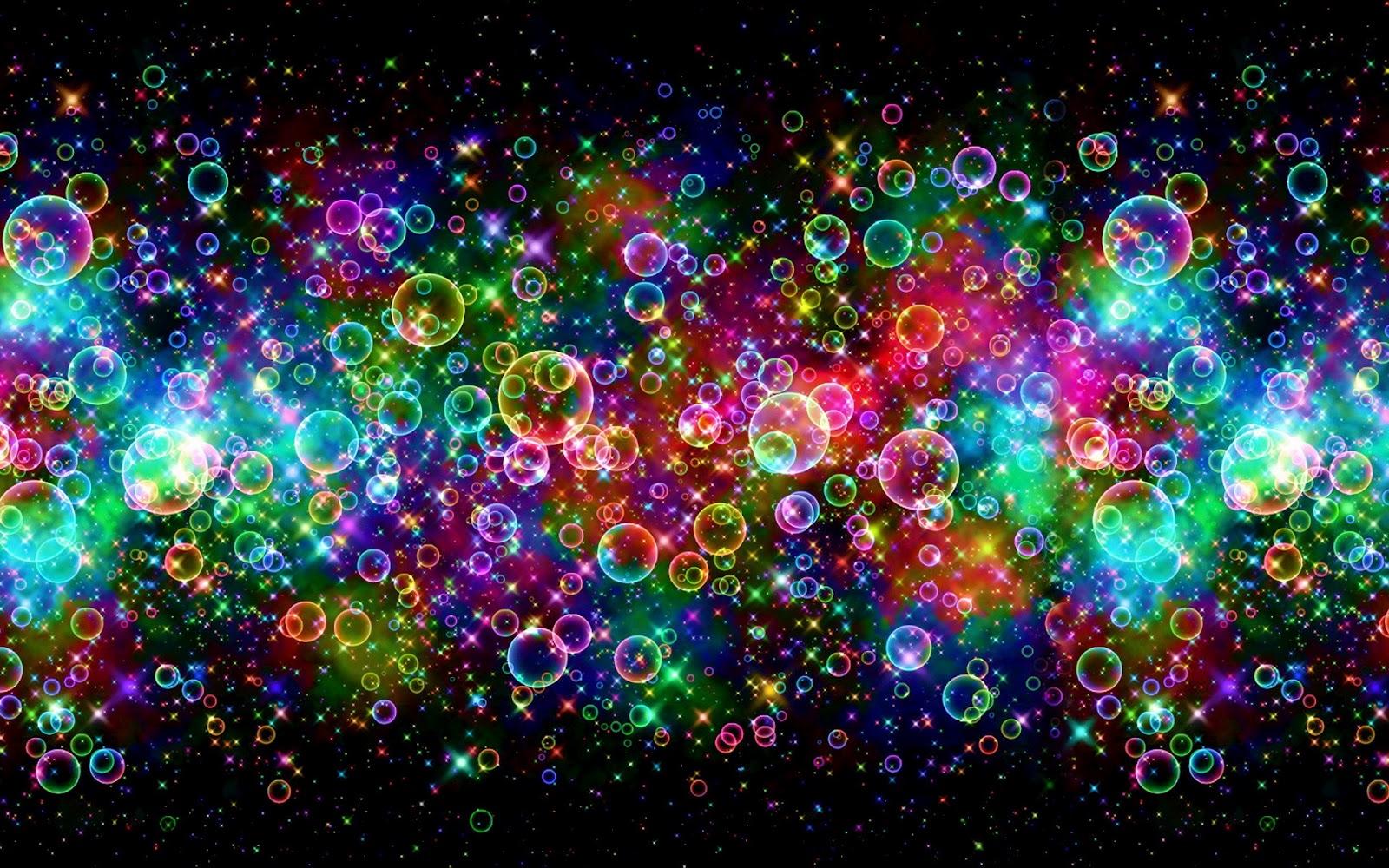Burbujas De Colores Fondos De Pantalla