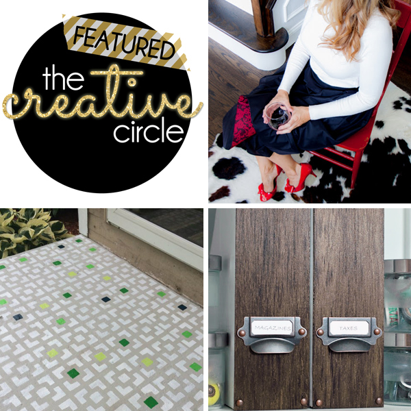 The Creative Circle Link Party Week 22 Features