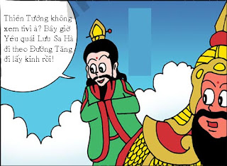 Tây Du Ký hài: Nhật ký của Sa Tăng