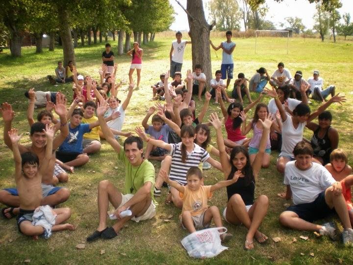 Campamento Nacional 2017 Adolescentes y jóvenes:
