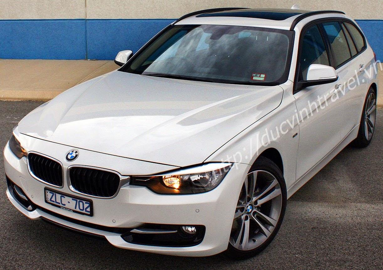 Cho thuê xe 4 chỗ BMW 320i hạng sang tại Hà Nội