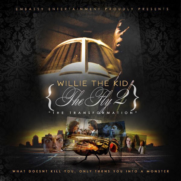 Willie the Kid - Live from the Ritz / F*cking Toxic - EP Cover