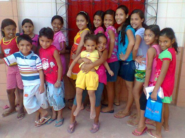 Crianças de Jesus!!!!!