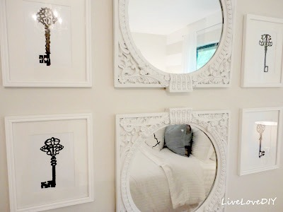 10 DIY Wall Art Ideas That Anyone Can Do | LiveLoveDIY