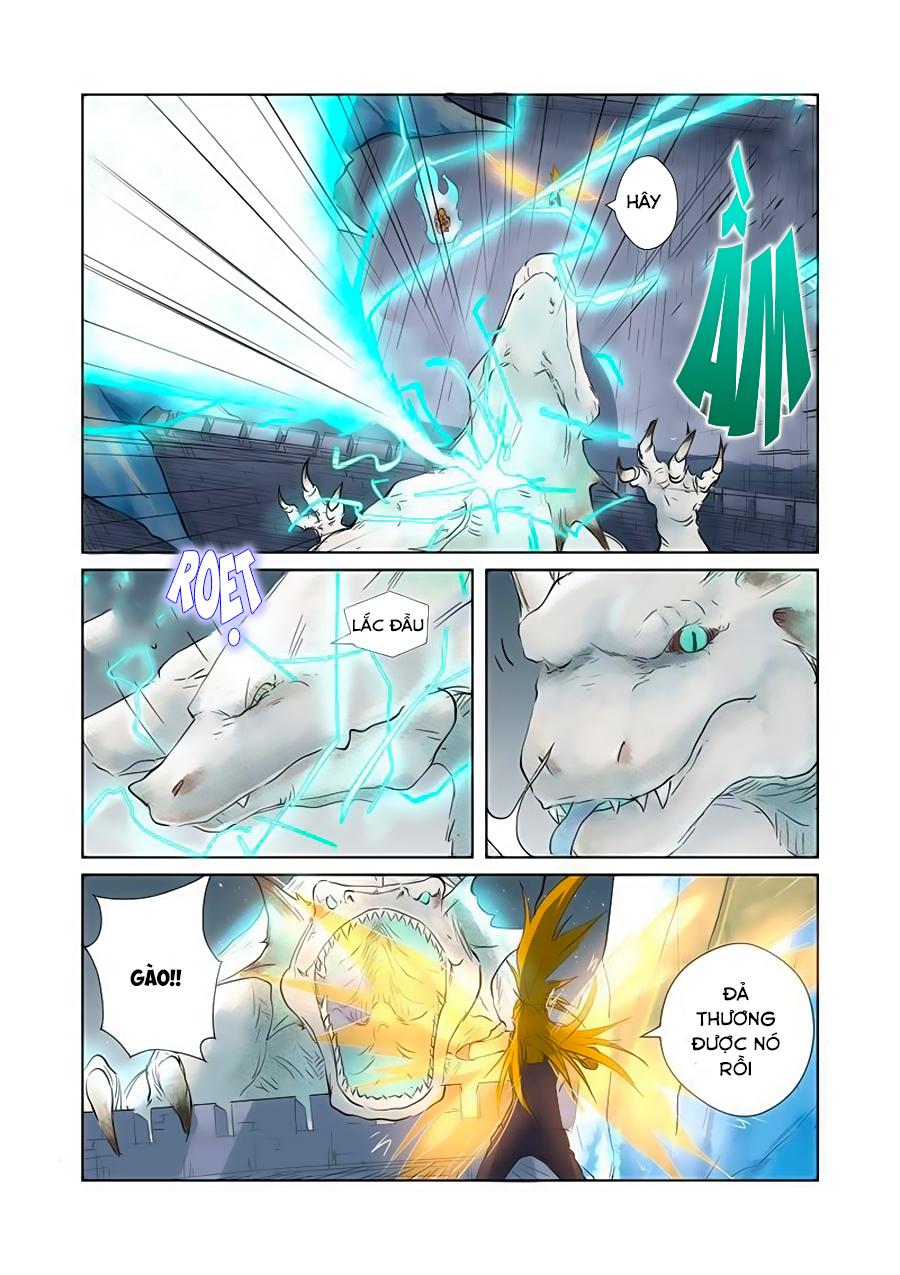 Yêu Thần Ký chap 181.5 - Trang 4