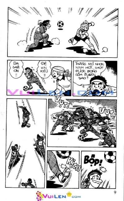 Jindodinho - Đường Dẫn Đến Khung Thành III  Tập 11 page 9 Congtruyen24h