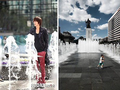 city hunter shooting location