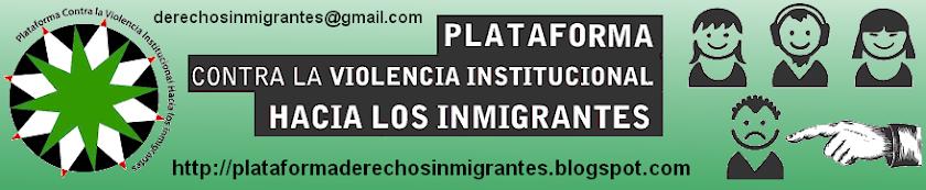 Plataforma Derechos Inmigrantes